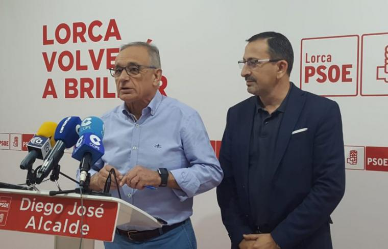 El Partido Socialista se reafirma como primera fuerza política en Lorca mejorando incluso los resultados de las pasadas elecciones