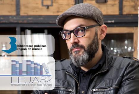 Las bibliotecas públicas de la Región de Murcia llevarán a cabo el ciclo 'Leja82: encuentros con las letras' que se iniciará este martes en Lorca