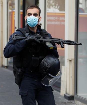 Dos muertos en un ataque con cuchillo en Niza