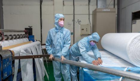 Taiwán dona 7 millones de mascarillas a los países europeos más castigados por la Covid-19, entre ellos España