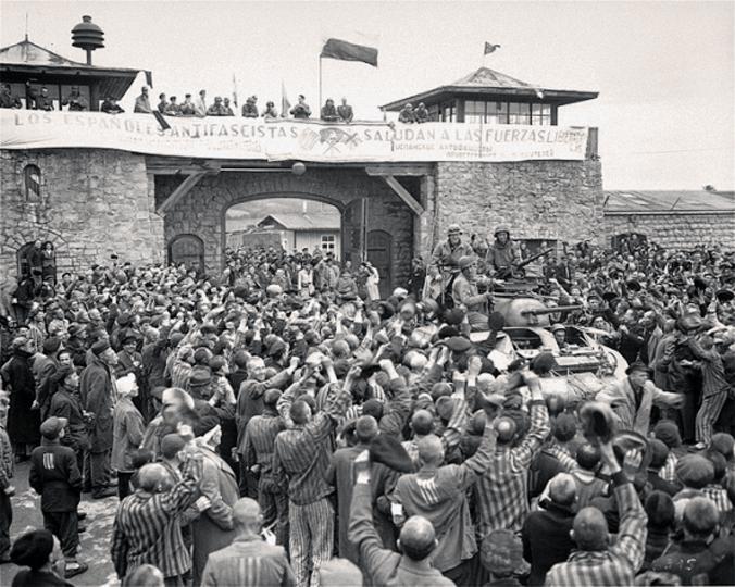 La liberación de Mauthausen
