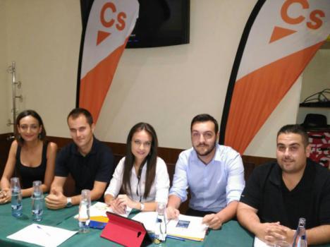 Ciudadanos Lorca presenta una moción para corregir el caos circulatorio en la Avenida Juan Carlos I.