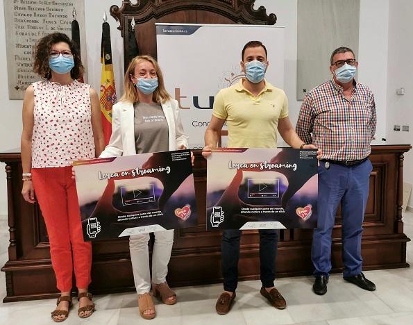 """La Concejalía de Turismo de Lorca pone en marcha el proyecto """"Lorca On Streaming"""""""