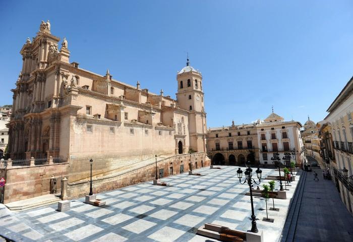 INCOLORO CONFIDENCIAL: Lorca, un buen referente turístico