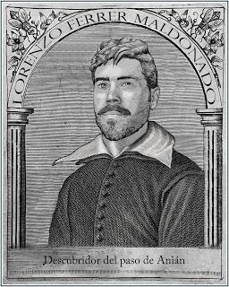'Un estudio apunta a que el estrecho de Bering fue descubierto por un almeriense de Berja en 1588' ,por Francisco Poveda, Periodista y Profesor