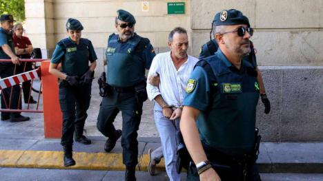 Once cuentas y seis vehículos de Magrudis intervenidos por orden judicial