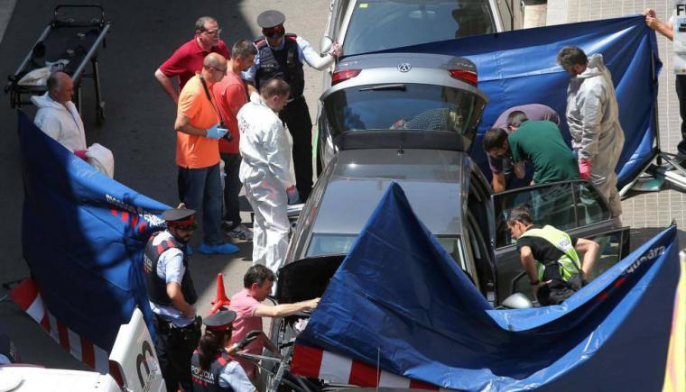 Encontrado el cadáver de un hombre dentro del maletero de un vehículo en Alicante