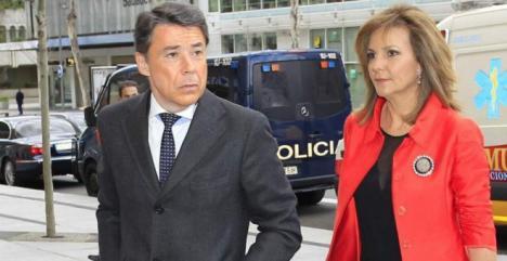 Manos Limpias chantajeaba a Ignacio González con 3.000 euros mensuales.