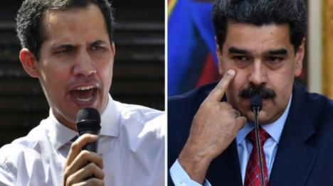 Maduro quiere llegar hasta el final y asegura que la amenaza de un golpe de Estado en Venezuela sigue vigente