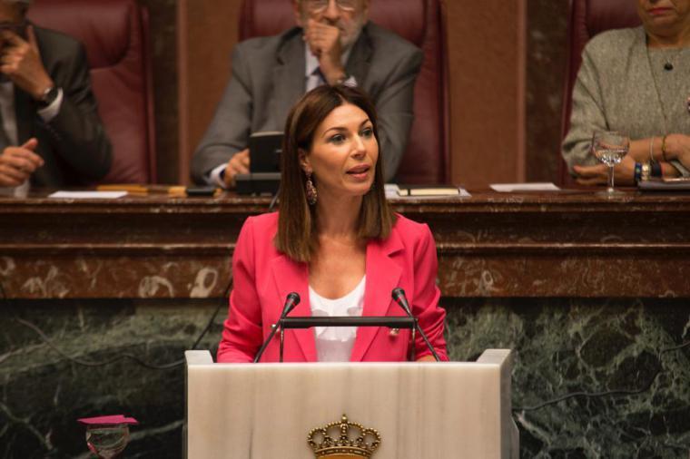 El PSOE boicotea la iniciativa del PP para que la Asamblea Regional exija a Pedro Sánchez mantener la bonificación del IBI a los afectados por los terremotos