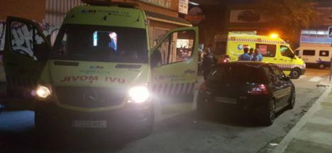 Fallece un motorista tras chocar con una furgoneta en Fuenlabrada