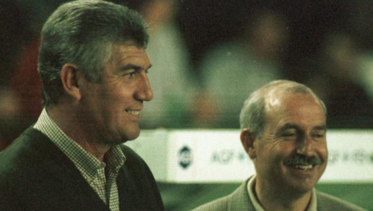 Muere Rogelio, el mítico futbolista coriano del Betis