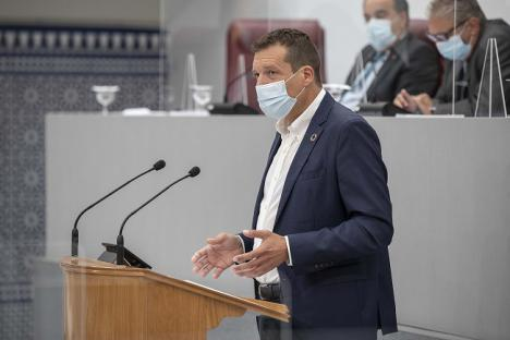 El PSOE denuncia la falta de lealtad institucional del director general de Deportes por tomar decisiones sin tener en cuenta a los ayuntamientos