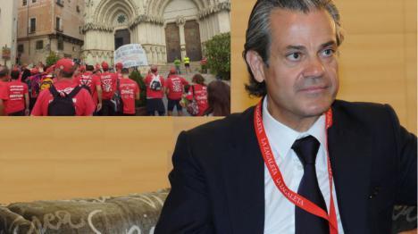 Marcos de Quinto, número dos en Madrid por Ciudadanos