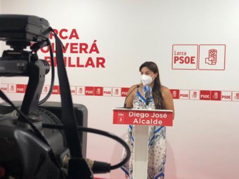 Más de 250 lorquinos y lorquinas han sido atendidos en la sede la Agrupación Socialista para recibir información del Ingreso Mínimo Vital