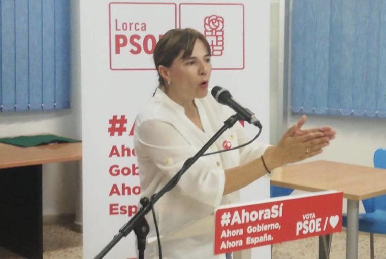 El PSOE invierte 1.200 millones de euros en la línea de AVE Murcia-Almería en 15 meses frente a los 0 euros del PP en 7 años
