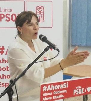 """El Palacio de Justicia de Lorca estaría hoy funcionando si no hubiera sido por """"la holgazanería y meteduras de pata"""" de los gobiernos del PP con el proyecto y las licitaciones"""