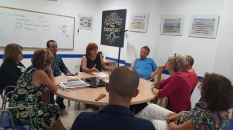 IU-Verdes pide al Ayuntamiento que impulse la Denominación de Origen Protegida para el tomillo rojo de las Tierras Altas de Lorca