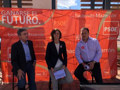 """Pedro Saura: """"El Gobierno regional está dividido, débil y sin ideas para abordar la crisis económica y ambiental causada por la degradación del Mar Menor"""""""