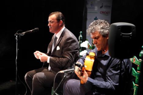 """Final de la XXIX Edición del Festival Internacional de Cante Flamenco """"Ciudad del Sol"""" de Lorca"""