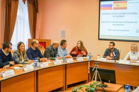 PITA y Clever I+C refuerzan alianzas con empresas y entidades de la región rusa de Kemerovo