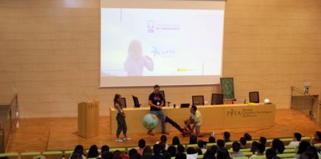 El PITA promociona las disciplinas STEM entre estudiantes de 1º a 3º de la ESO