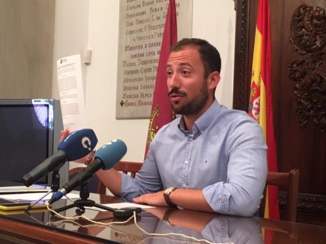 Ciudadanos impulsa 60.000 euros en subvenciones para ayudar al comercio local de Lorca