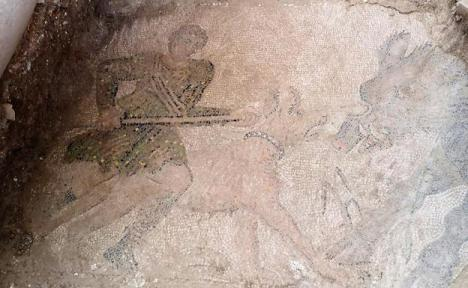 Se conoce por fin al propietario de la villa romana de Salar