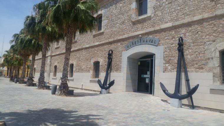 El Museo Naval de Cartagena abrirá de nuevo al público el 5 de junio