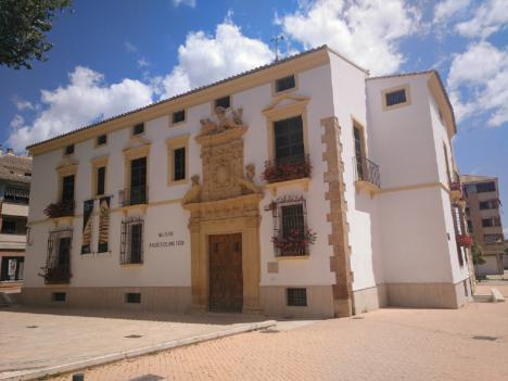 El Museo Arqueológico Municipal de Lorca cerrará, como medida de prevención, debido el aumento de contagio de los últimos días