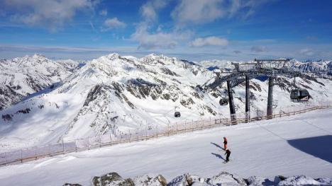 Alerta por nevadas en 20 provincias
