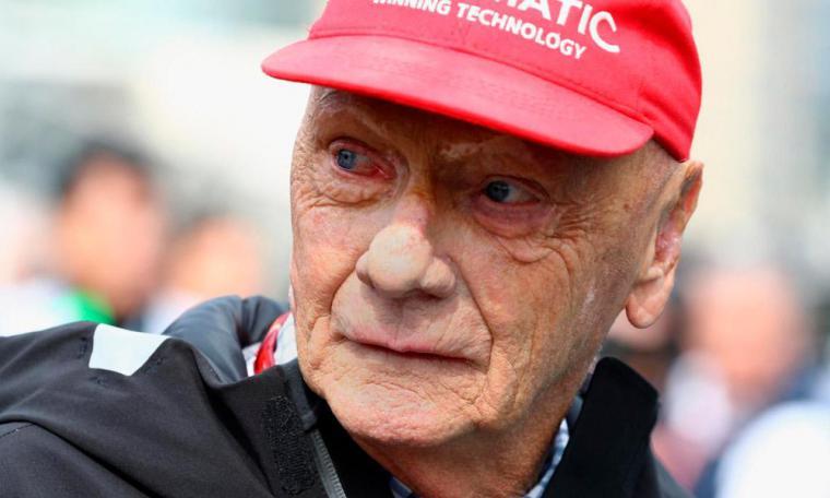 Muere el tres veces campeón del mundo de Fórmula Uno, Nikki Lauda