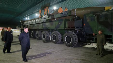 El desarme nuclear de Corea no se puede resolver en dos días ni en dos años.