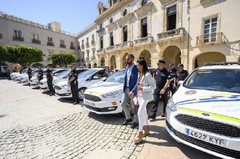 CSIF pide a la Junta que incluya a los mil Policías Locales de Almería en su programa de test rápidos, en igualdad con el resto de Fuerzas y Cuerpos de Seguridad del Estado