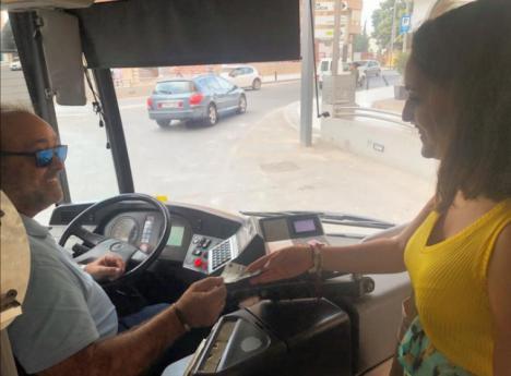 La Concejalía de Transportes informa del traslado de varias de las paradas de los autobuses urbanos con motivo de las restricciones de tráfico por la celebración de la 'Feria de Día'