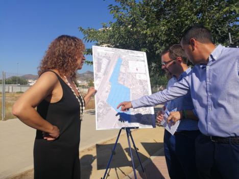 El Ayuntamiento acondicionará en torno a 1.000 plazas de aparcamiento gratuito en las zonas de los caminos Marín y del Gato