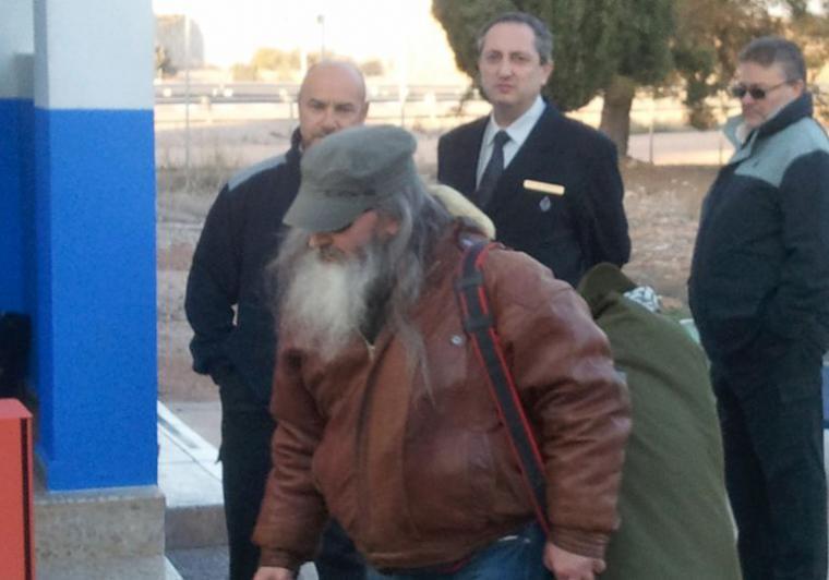 El asesino de Olga Sangrador vuelve a la cárcel