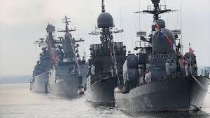 Maniobras en el mar Báltico de la OTAN