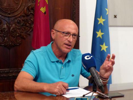 IU-Verdes Lorca denuncia la parálisis de LIMUSA mientras el concejal responsable se toma un mes de vacaciones