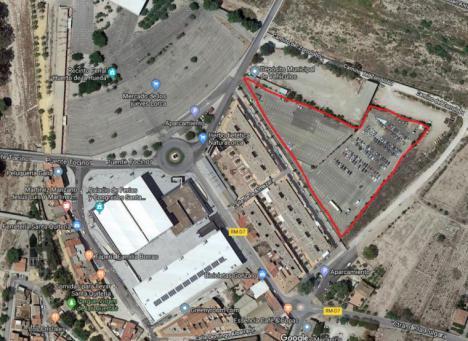 El PP propone la creación de 450 nuevas plazas de aparcamiento totalmente gratuito para todos los lorquinos y a coste cero para el Ayuntamiento