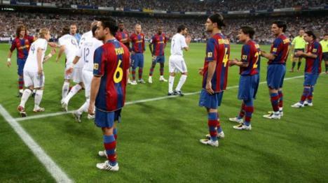 El Barcelona no se rebajará a hacerle el pasillo al Madrid