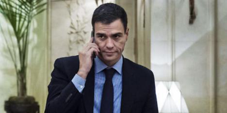 Sánchez ignora a Rivera