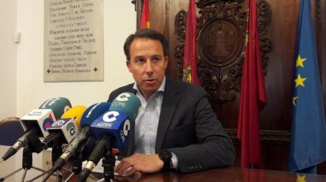 Fulgencio Gil establece como prioridades de la acción política del PP en el Ayuntamiento la bonificación del 50% del IBI y culminar las obras proyectadas
