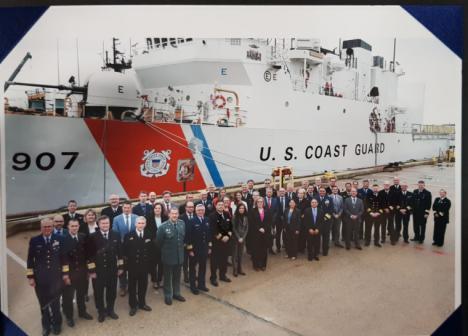 España acogerá en 2021 el Foro de Guardacostas del Atlántico Norte