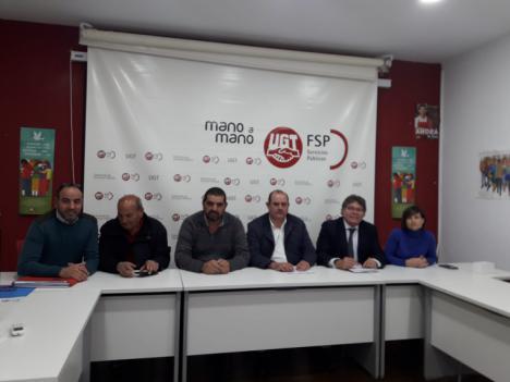 UGT FICA abordara junto a los Gobiernos los derechos vulnerados a los trabajadores transfronterizos, dice Abderramán El Fahsi Secretario General de Melilla