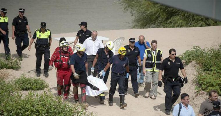 Aparece muerto el piragüista desaparecido en el Guadalquivir