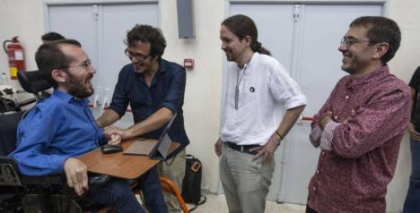 Dirigentes de Podemos quieren la cabeza de Pablo Iglesias