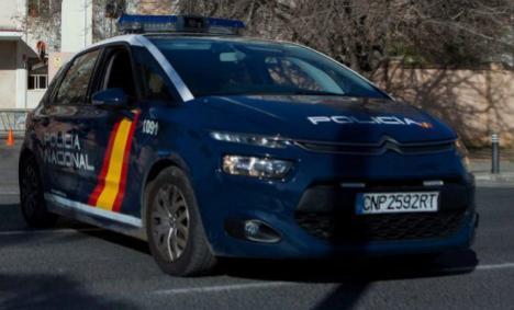 Detenida una mujer en Ciudad Real por agredir a su pareja con un cuchillo