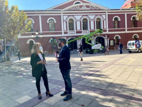 El Ayuntamiento de Lorca presenta junto a la de la Federación San Clemente los actos conmemorativos por el día del Patrón