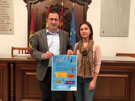 La Concejalía de Medio Ambiente organiza 'Un cuento para tu Ciudad' el primer concurso escolar para concienciar en la educación ambiental